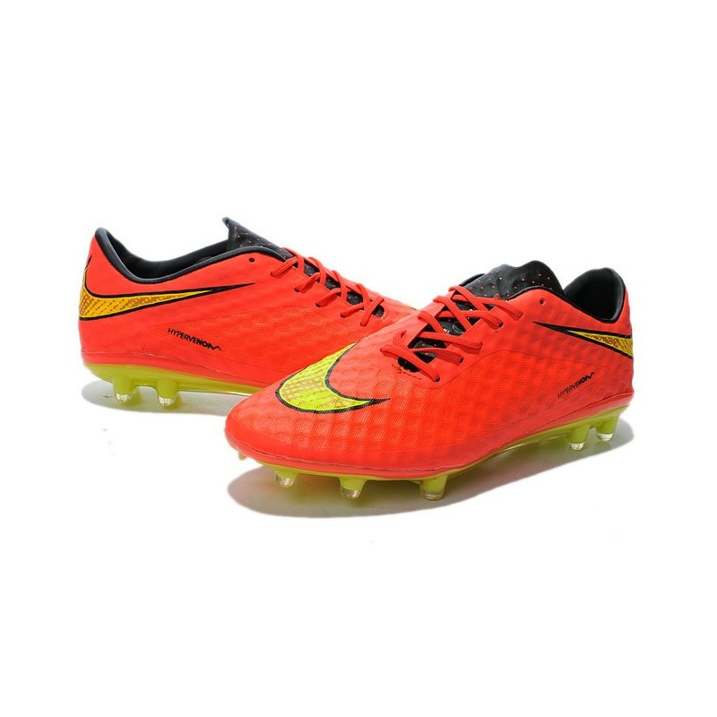 Scarpa Arancio Nike Oro Calcio Neymar Da Fg Phantom Hypervenom nNyv8Omw0