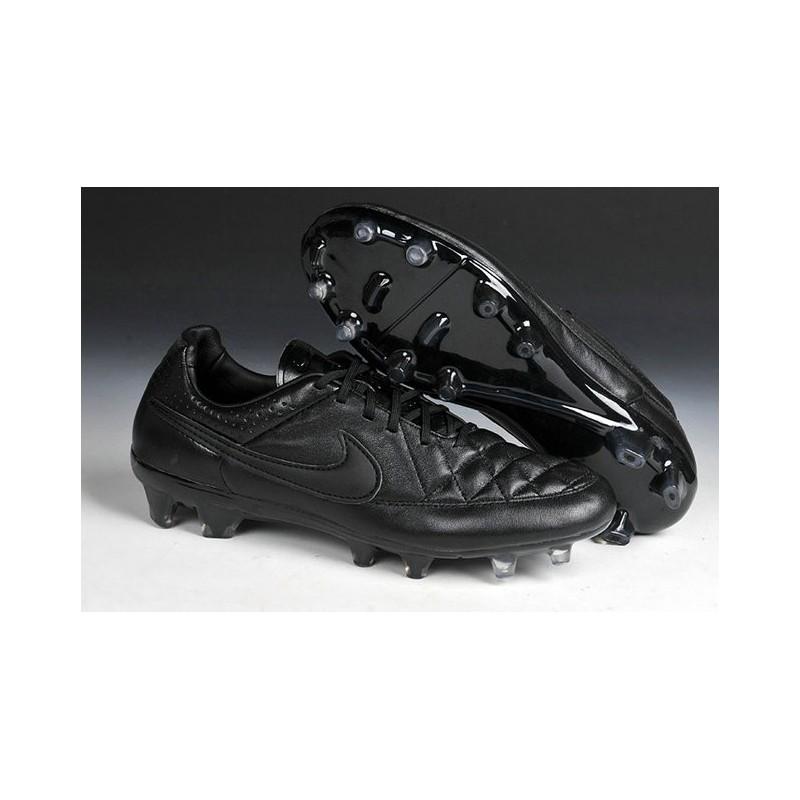 Scarpa Da Nike Legend Per Nero Tutto Calcio Tiempo Duri Fg Terreni V Yf7yb6Igv