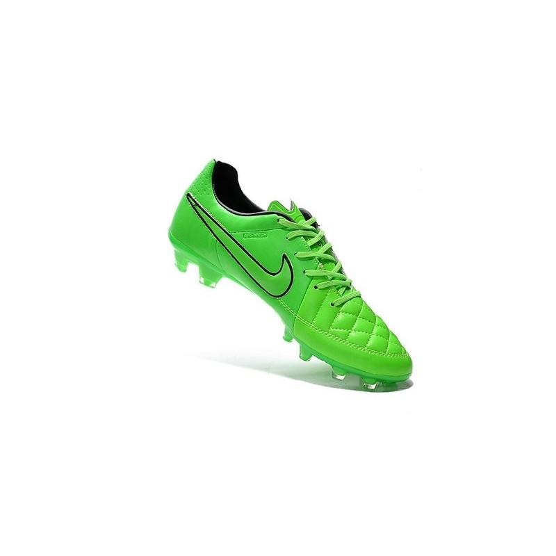 Verde Nero Nike V Per Scarpa Duri Tiempo Da Legend Fg Terreni Calcio qgvvPX