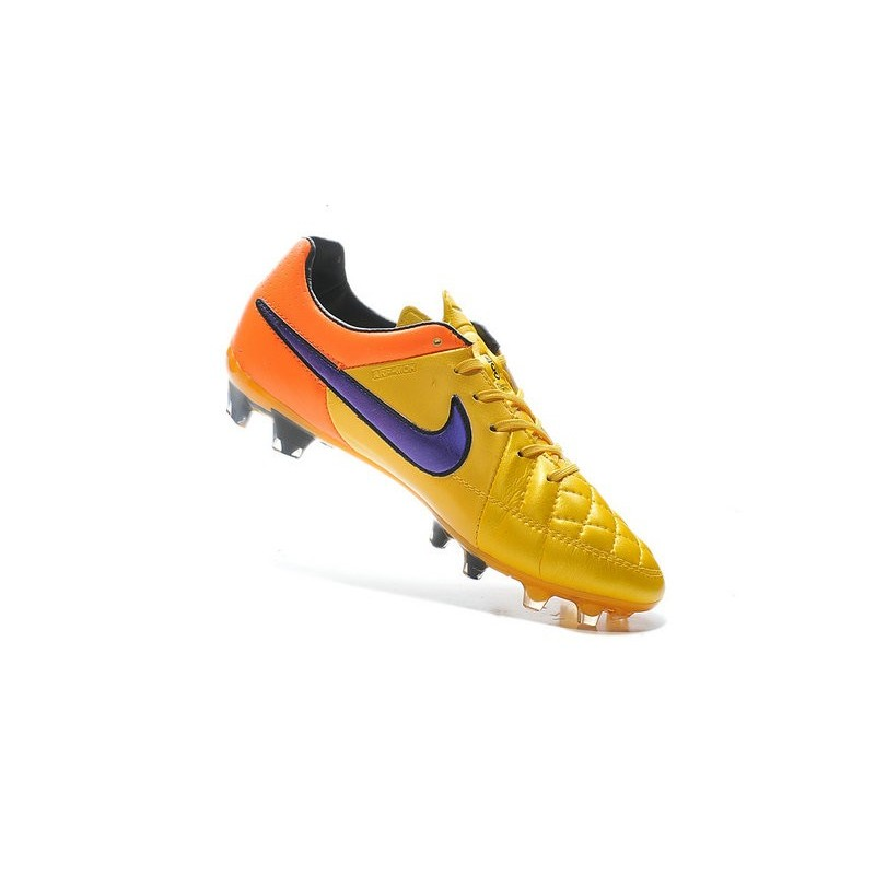 purchase cheap aed77 b9a58 scarpe da calcio nike arancioni