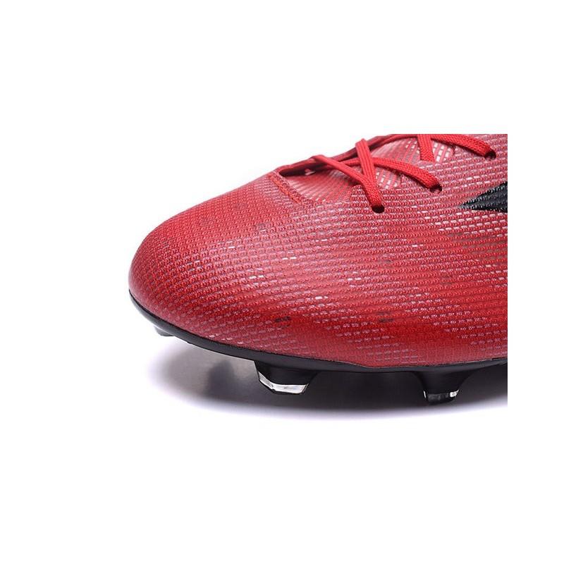 huge sale 089f0 5b91a Scarpa Da Calcetto adidas F50 adizero FG Tacchetti Rosso Nero