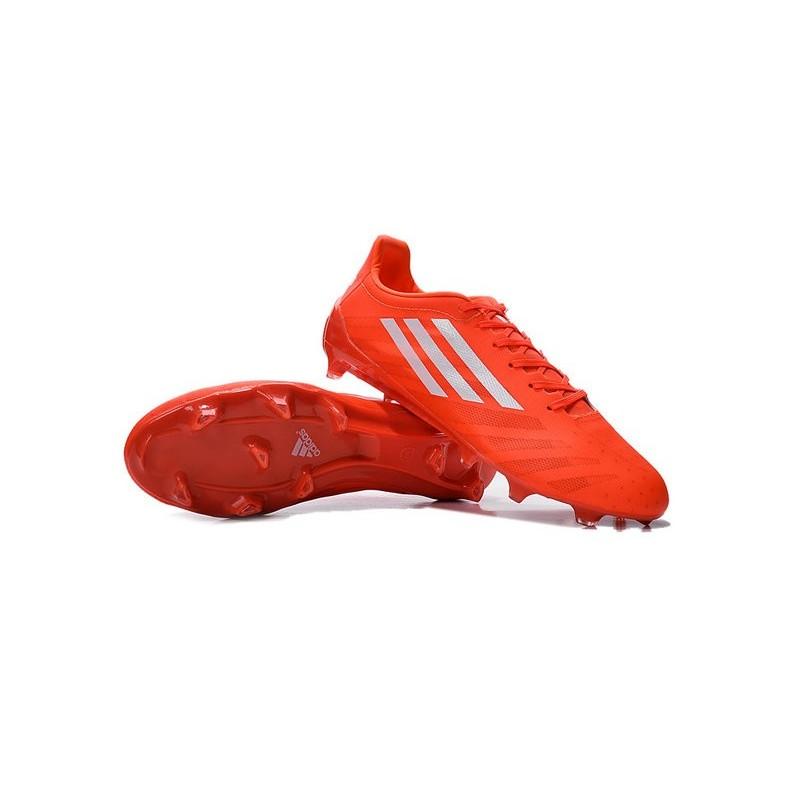 adidas F50 TRX FG Scarpe da Calcio Uomo, Arancione (Orange