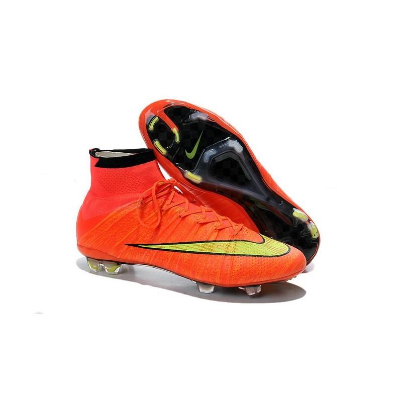 Mercurial Superfly Cr7 Scarpe Calcio Oro Nuove Fg Arancio Nike 80wOvNmn