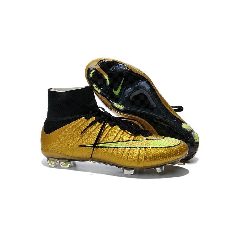 Da Scarpa Cristiano Ronaldo Calcio Mercurial Fg Superfly 4 Oro Nike CtCaEwPxq
