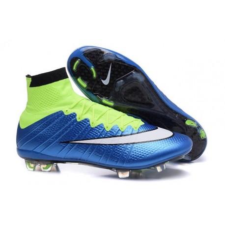 scarpe da calcio di cristiano ronaldo verde