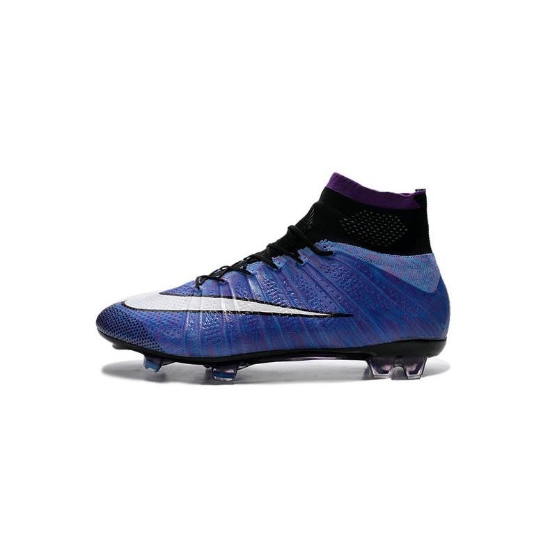 Ronaldo Scarpa Nike Mercurial Superfly 4 FG Viola Bianco Nero Vedi a  schermo intero. Precedente. Successivo fc83fddd655