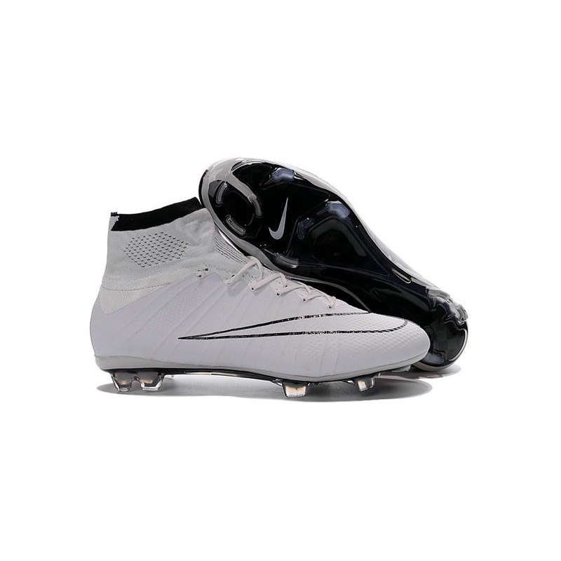 wholesale dealer 8466d 2f048 Scarpette da Calcio Uomo Nike Mercurial Superfly FG ACC Bian
