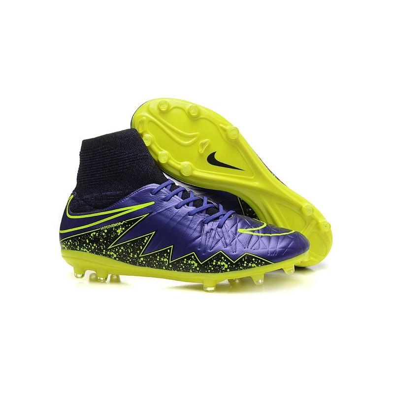 low priced dbe69 6ba77 Scarpe da Calcio Neymar Nike Hypervenom Phantom II FG Electro Flare Pack  Viola