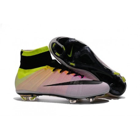 best cheap 526d1 de57f Scarpini da Calcio Nike Mercurial Superfly FG ACC Bianco Ara