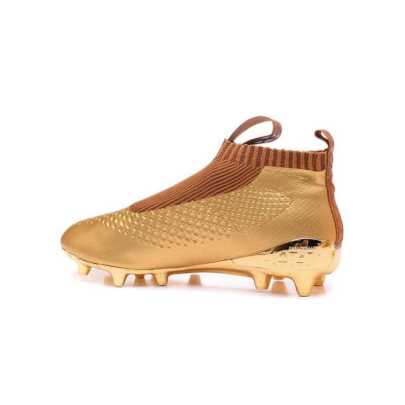 scarpe da calcio oro adidas