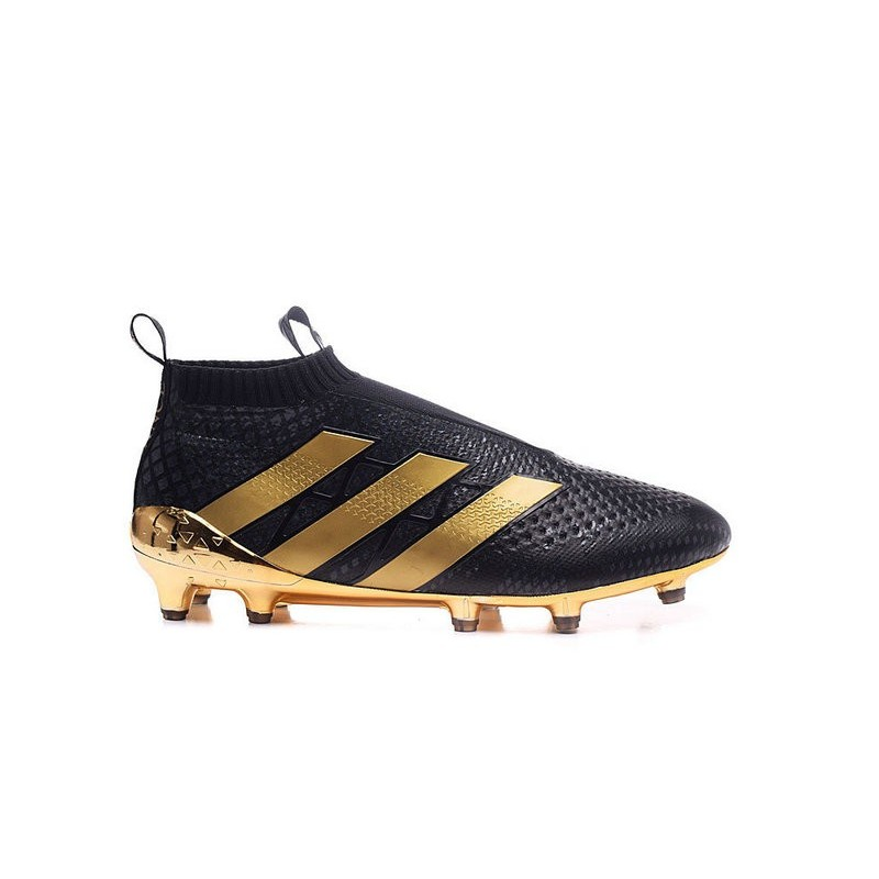 2adidas ace 16 purecontrol nere