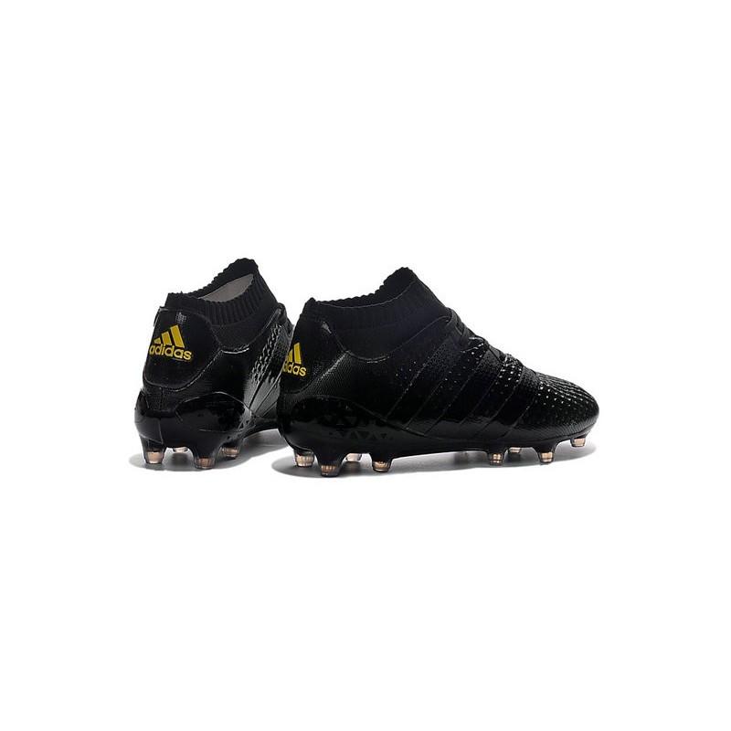 Calcio Da Tacchetti 16 Scarpe 1 Adidas Fgag Ace Tutto Primeknit Con wxZ7qZg5