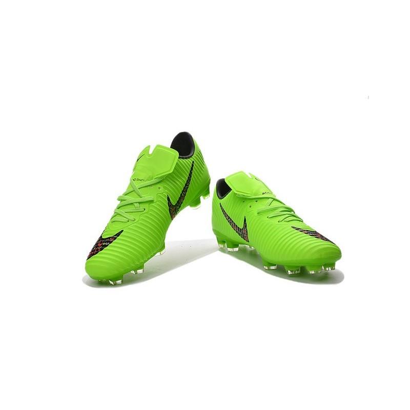 Scarpini Da Mercurial Nero Calcio Vapor Verde Fg Nike 11 q35jAL4R
