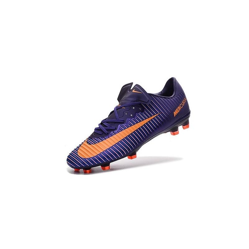 214d61ef3e02 ... promo code nike mercurial vapor 11 fg scarpini da calcio viola arancio  c2741 6b7a3