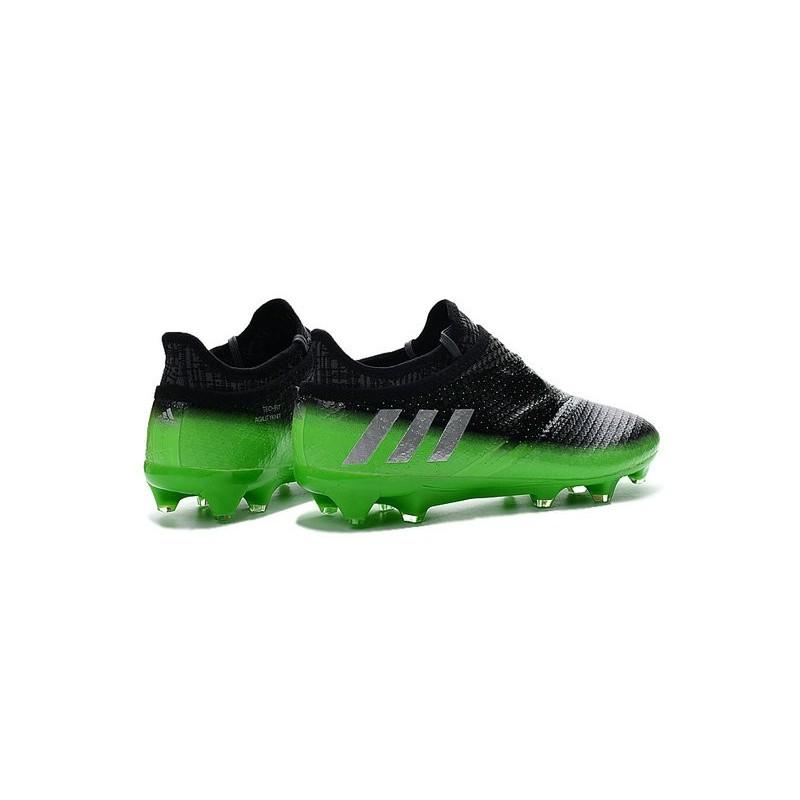 Da Scarpe Nero Verde Calcio Fgag Nuove Adidas 16Pureagility Messi zGSqUMpV