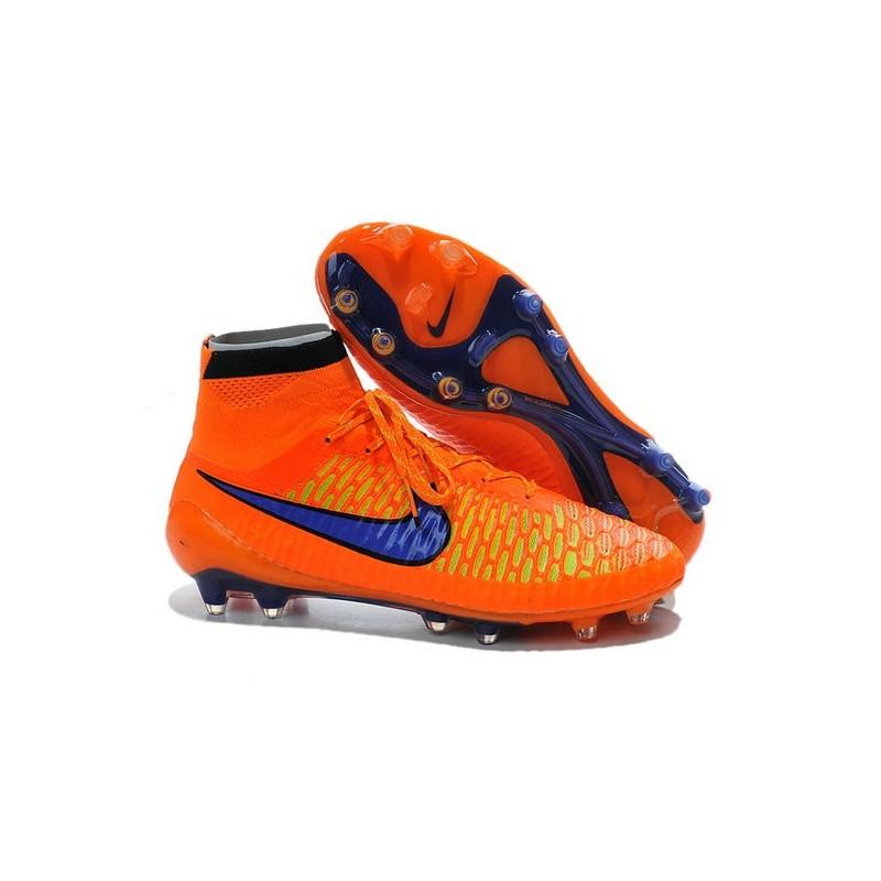 nuove scarpe da calcio nike arancio
