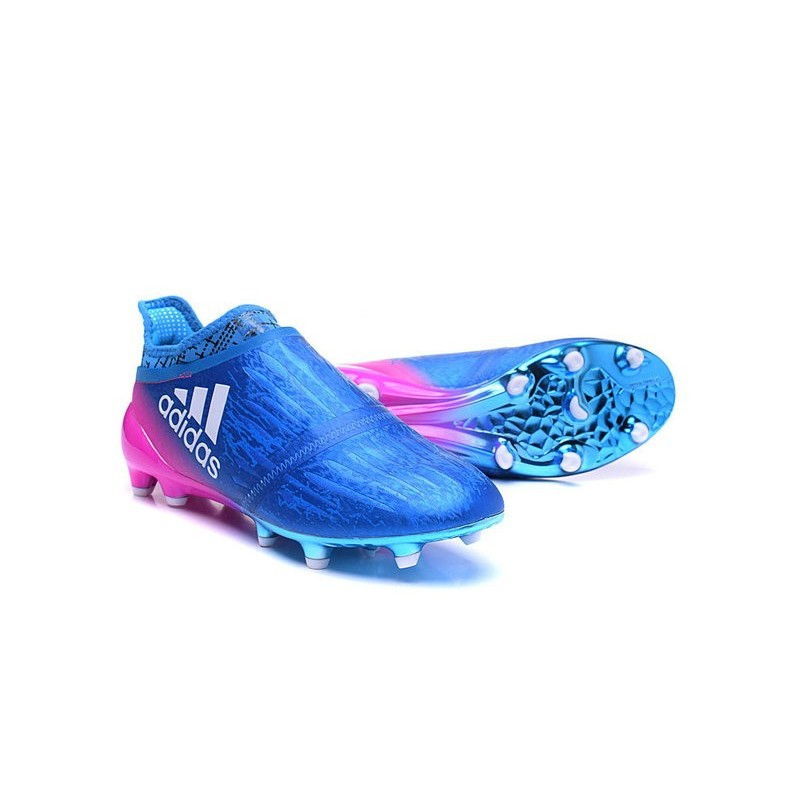 adidas scarpe calcio uomo rosa