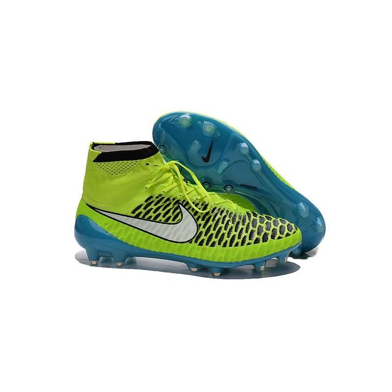 Magista Blu Acc Tech Da Nike Volt Bianco Calcetto Fg Obra Scarpe Ttz60x