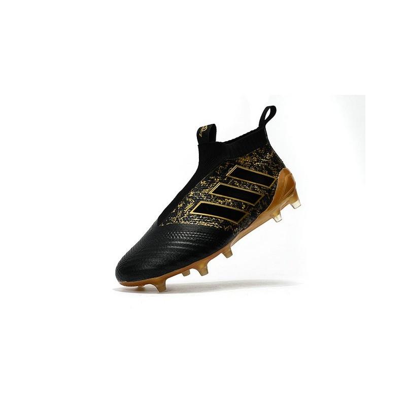 Adidas Pogba Oro Calcio Ace17 Paul Scarpe Capsule Nero Fg Purecontrol wr4BrqIf