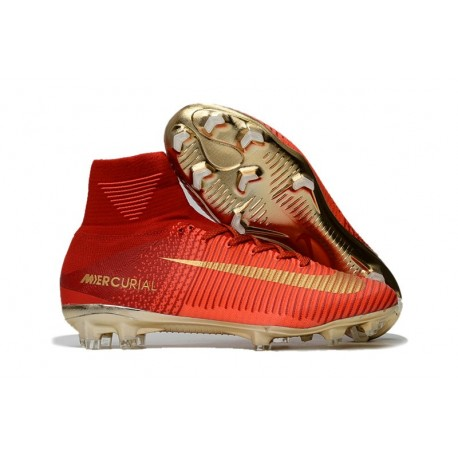 buy popular 78d2d f46a1 Nike Mercurial Superfly 5 FG Scarpe da Calcio Nuove 2017 - R