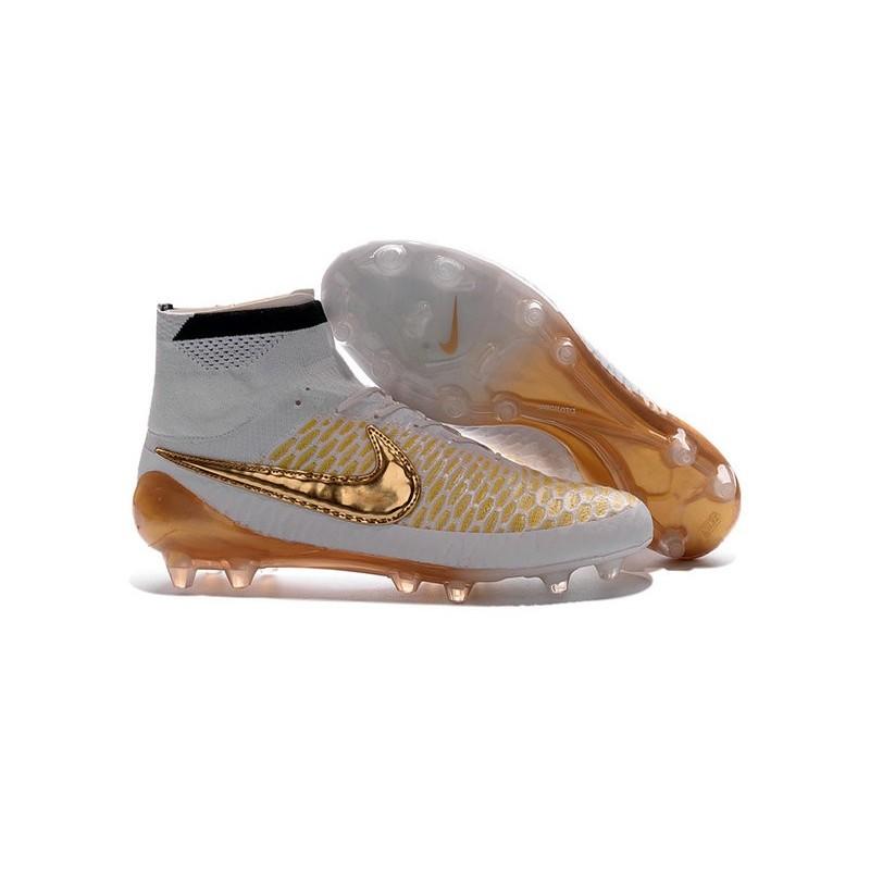 Obra Uomo Oro Calcetto Magista Scarpa Bianco Fg Nike Nuovo pq1POnRw 21467430344
