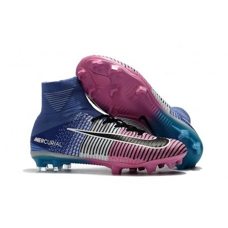 Da 5 Uomo Fg Mercurial Scarpe Calcio Superfly Nike Rosa Blu Nero 6Y7ygbfv