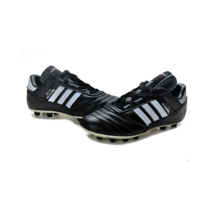 buy online 7d07c ef763 Scarpe Calcio Adidas Copa Mundial Pelle FG Nero