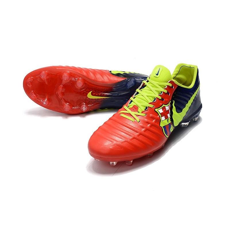 ab4248fa96a93b Scarpe da Calcio Nuovo Nike Tiempo Legend Legend Legend VII FG Barcelona  b64012