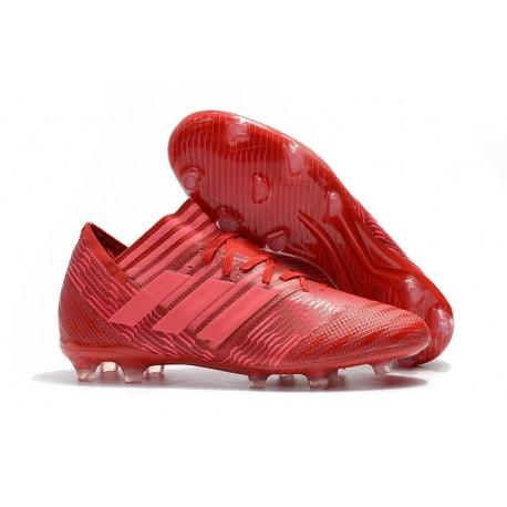 adidas Nemeziz 17.1 FG Scarpini Calcio - Rosso Rosa