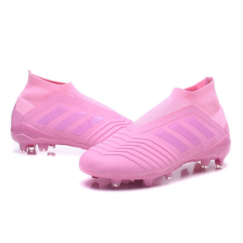 adidas predator bianche rosa calcio