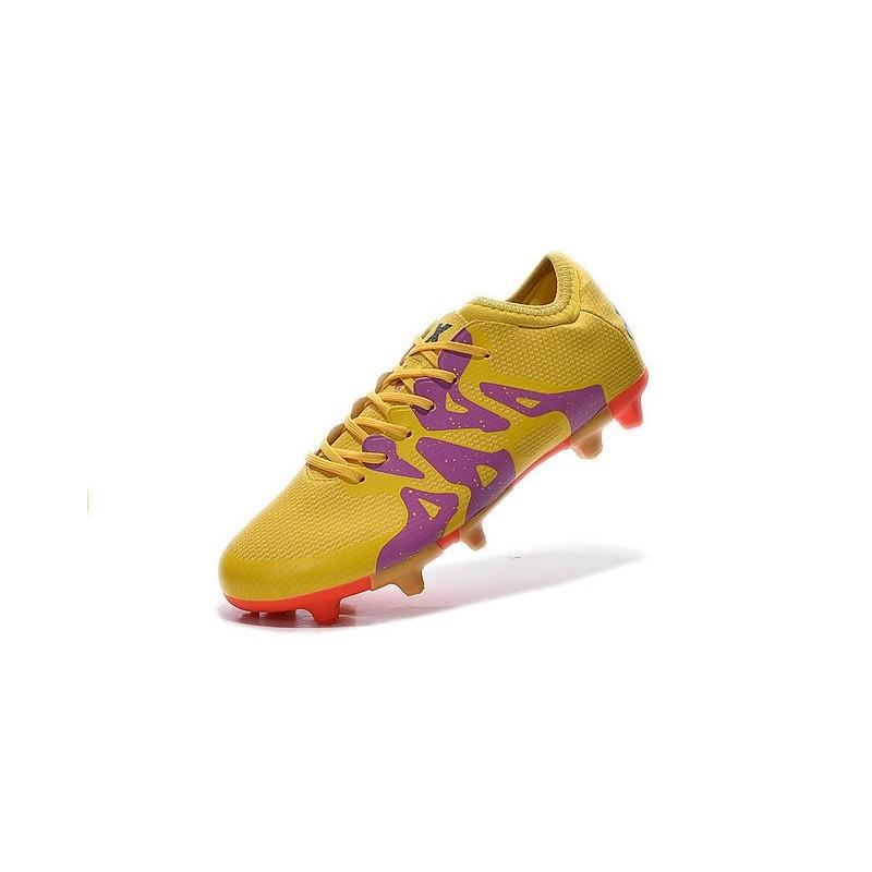 ADIDAS Calcio Uomo uomo giallo/viola D5Yhs12q
