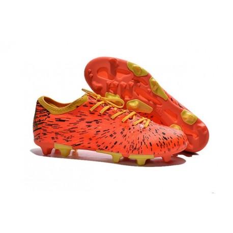 Adidas Nuovo Scarpa da Calcio X 15.1 FG/AG Arancio Oro