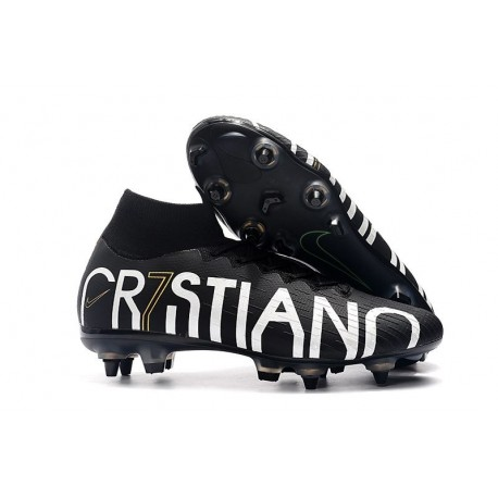 Cristiano Ronaldo CR7 Nike Mercurial Superfly VI 360 Elite SG-PRO AC