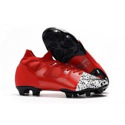 Scarpe da Calcio Nike Mercurial GS360 FG Rosso Bianco