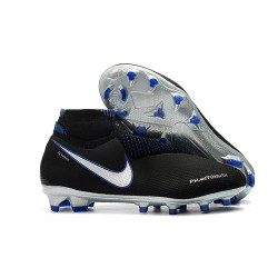 Scarpe Nike Phantom Vision Elite Dynamic Fit FG - Negro Blu