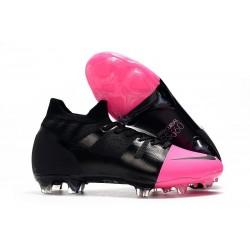 Scarpe da Calcio Nike Mercurial GS360 FG Nero Rosa