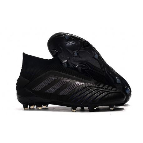 adidas Predator 19+ FG Scarpa da Calcio Nero