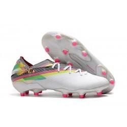 adidas Nemeziz 19.1 FG Scarpe Calcio Bianco Multicolor