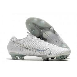 Scarpe calcio Nike Mercurial Vapor 13 Elite FG Bianco