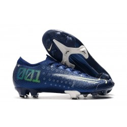 Nike Dream Speed Mercurial Vapor XIII 360 Elite FG Scarpa Calcio Blu