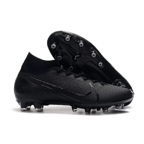 Scarpe Nike Mercurial Superfly 7 Elite AG-Pro Nero