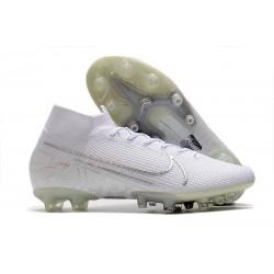 Scarpe Nike Mercurial Superfly 7 Elite AG-Pro Bianco