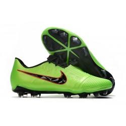 Scarpa Nuovo Nike Phantom Vnm Elite FG Verde Strike Nero