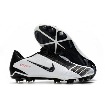 Scarpa Nuovo Nike Phantom Vnm Elite FG Nero Bianco