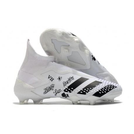 adidas Scarpe Predator Mutator 20+ FG - Bianco Nero