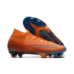 Nike Mercurial Dream Speed 003 'Phoenix Rising' Concept Arancio