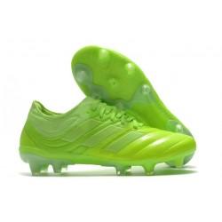 adidas Scarpe da Calcio Copa 20.1 FG Verde Signal Bianco