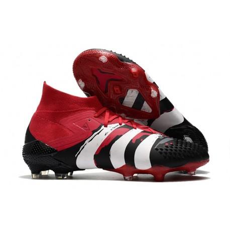 adidas Predator Mutator 20.1 FG Human Race x Pharrell Nero Rosso Bianco