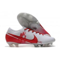 Nike Mercurial Vapor XIII Elite FG LFC Bianco Rosso