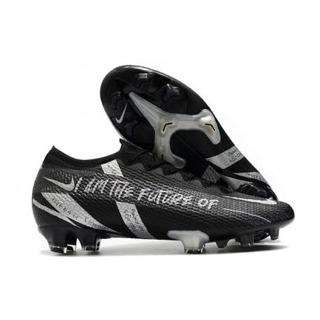 Nike Mercurial Vapor XIII Elite FG Future Nero Argento